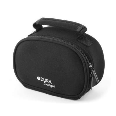 Sacoche étui noir pour caméscope Sony HDR-AS15 Action Cam & CX410VE Full HD