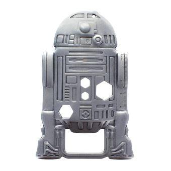 KEYRING METAL R2 D2 MULTI TOOL
