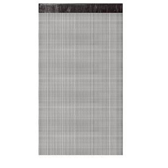 3€56 sur Homemaison hm69601-10 rideau à fils paillettes polyester ...