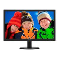 Philips V-line 243V5LHAB - écran LED - 23.6""