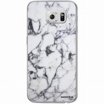 Coque Samsung Galaxy S7 Edge G935 marbre blanc