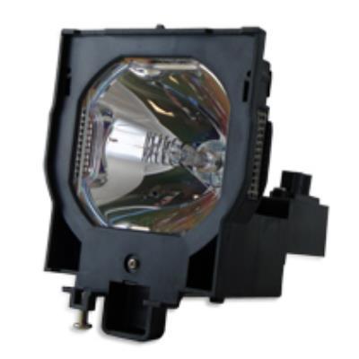 Lampe Original Inside pour videoprojecteur conçue pour fonctionner en remplacement d'une lampe 003-120377-01.Une lampe vidéo projecteur original inside est une lampe dont l'ampoule est fournie et garantie par le fabricant (CHRISTIE) mais dont la cartouche