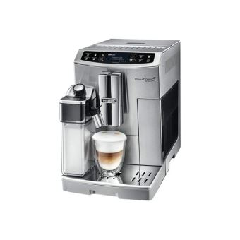 """De'Longhi PrimaDonna S Evo ECAM 510.55 M - machine à café automatique avec buse vapeur """"Cappuccino"""" - 15 bar - métal"""