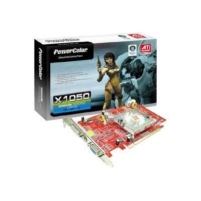 Fnac.com : PowerColor X1050 carte graphique - Radeon X1050 - 256 Mo - Carte graphique. Remise permanente de 5% pour les adhérents. Commandez vos produits high-tech au meilleur prix en ligne et retirez-les en magasin.