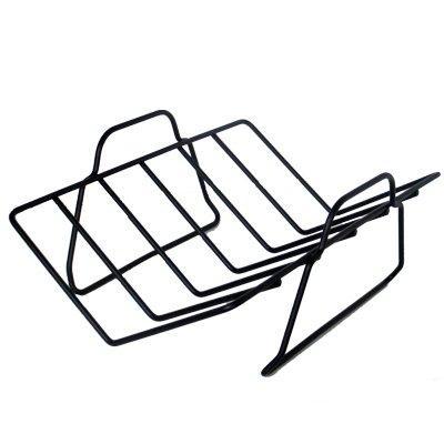 Mauviel - Rack pour plaque à rôtir Mauviel inox noir 35cm - M'Plus
