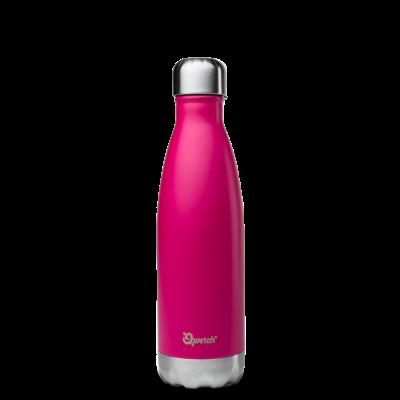 Bouteille isotherme rose magenta - thermos 750 ml