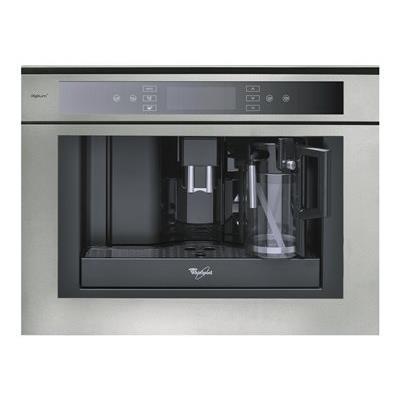 Whirlpool Fusion ACE 102 IXL - Machine à café automatique - intégrable avec buse vapeur \