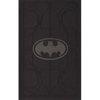 Dc comics: batman ruled notebook