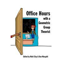 Office hours with a geometric group