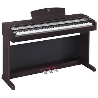 Pianos num riques yamaha arius ydp141 bois de rose pianos for Meuble bois de rose prix