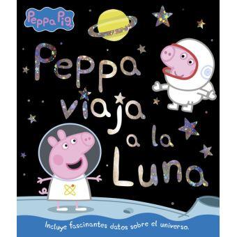 Peppa viaja a la luna-peppa pig