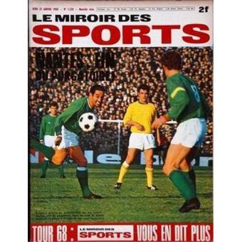 Miroir des sports le n 1220 du 25 01 1968 collectif for Le miroir des sports