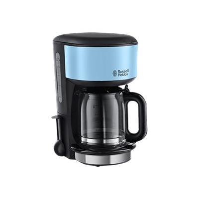 Russell Hobbs Colours Plus 20136-56 - Cafetière - 10 tasses - bleu céleste
