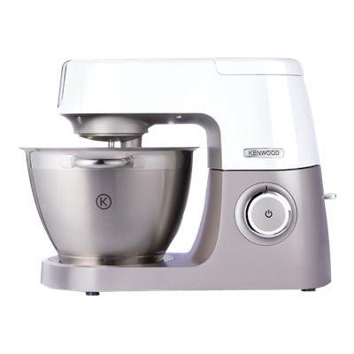 Kenwood Chef Sense KVC5010T - Robot pâtissier - 1100 Watt - argent blanc