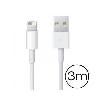 the latest e598d 99558 Câble USB Lightning chargeur 3 mètres pour iPhone 6 Plus