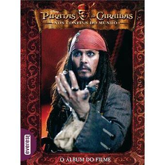 PIRATAS DAS CARAIBAS 3 ALBUM DO FIL