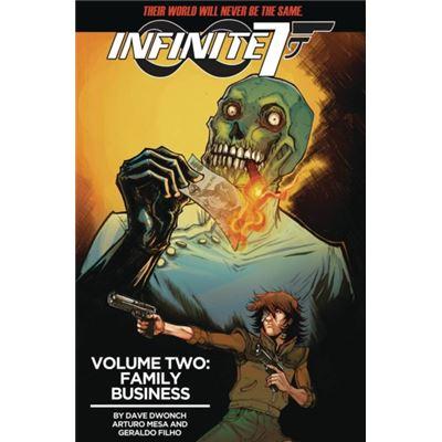 Infinite Seven Volume 2