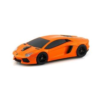 souris sans fil voiture lamborghini aventador orange achat prix fnac. Black Bedroom Furniture Sets. Home Design Ideas