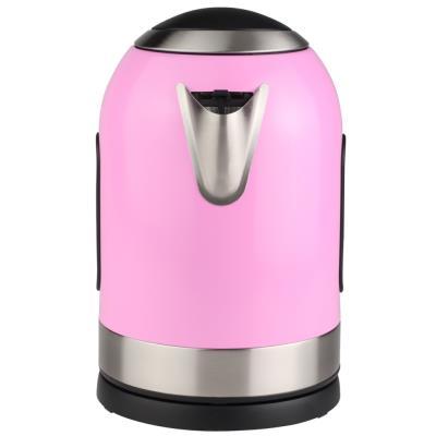 Bouilloire électrique Tristar 1,7 L 2400 W rose - Achat & prix   fnac
