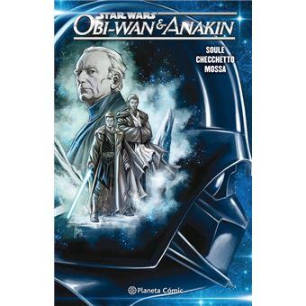 Star wars obi wan & anakin-tomo rec