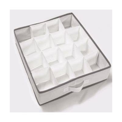 Séparateur de tiroir WOS blanc 40x40x9 cm