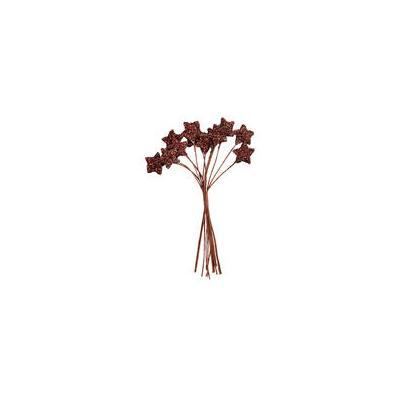 Bouquet De 12 Etoiles Chocolat