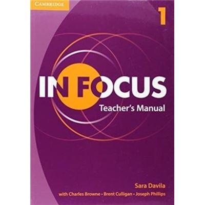 In Focus Level 1 Teacher S Manual