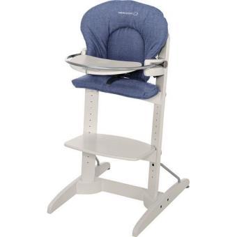 Chaise Chaises Bebe Woodline Et Divine Hautes Denim Confort Haute kiTPuXZwO