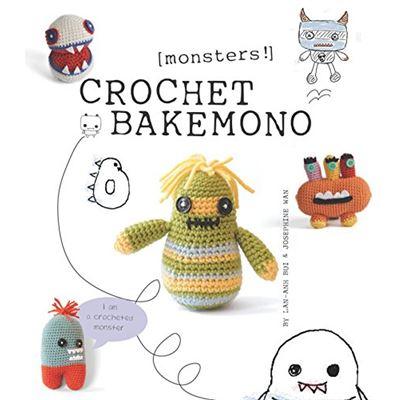 Crochet Bakemono [Monsters!] - [Livre en VO]
