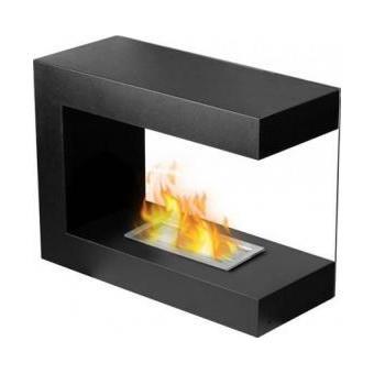 chemin e bio thanol poser voovu noir achat prix fnac. Black Bedroom Furniture Sets. Home Design Ideas