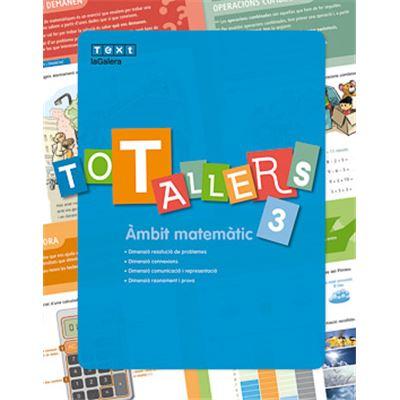 (Cat).(18).3.Tot Tallers Matematiques 3R.Primaria [Livre en VO]