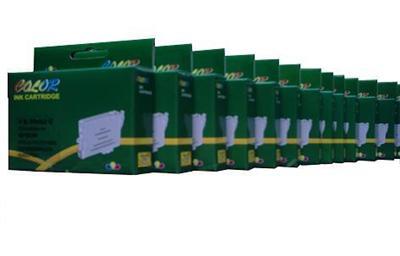3 cartouches noires compatible brother lc1000 pour imprimante brother dcp750cn. cartouches xl 36ml