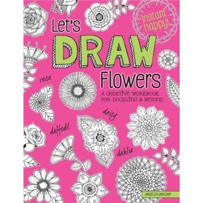 Lets Draw Flowers