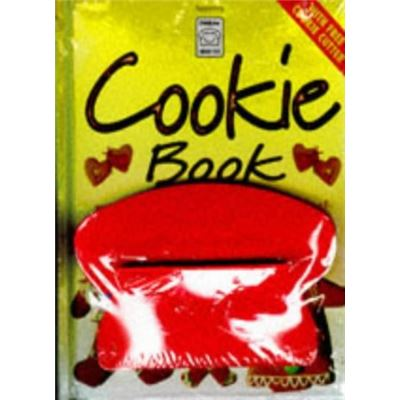 The Cookie Book: Recipes for Easy Crunchy Munchies! - [Livre en VO]