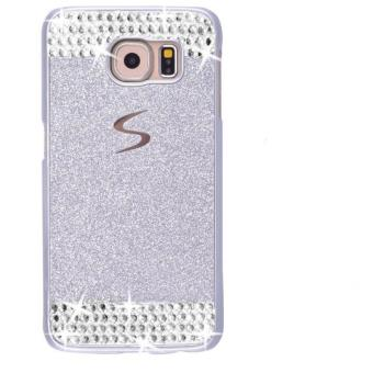 coque galaxy s6 edge paillette