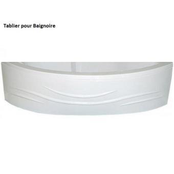 Aqua Tablier Pour Baignoire Acrylique D Angle 135x135 Cm Fany