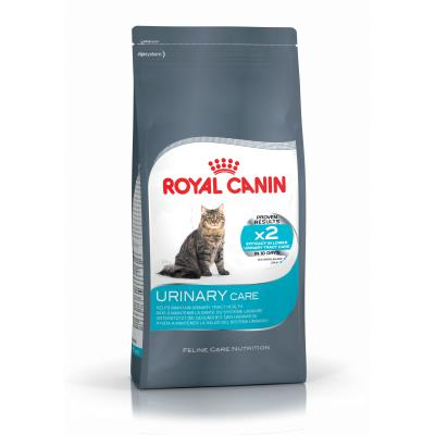 Croquettes pour chats royal canin urinary care sac 2 kg
