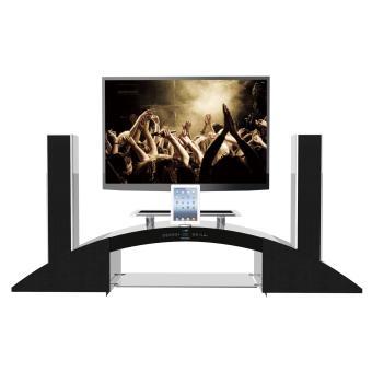 Meuble Design Home Cinema Soundvision Sv 2970w Bt Meuble Tv