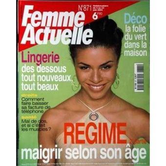 N 04 06 ° 871 Actual Mujer LibroFnac Compra Revista 2001 Del 7yvfgb6Y
