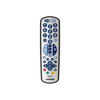 1u20ac15 Sur Meliconi GumBody Smart Senior 2   Télécommande Universelle    Télécommande   Achat U0026 Prix | Fnac