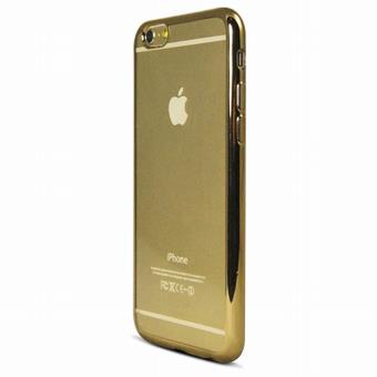 coque iphone 6 contour doré