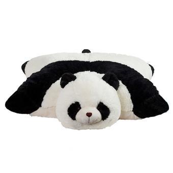 peluche oreiller Pillow Pets   Jumboz   Panda Tout Doux   Peluche Oreiller   Animal  peluche oreiller