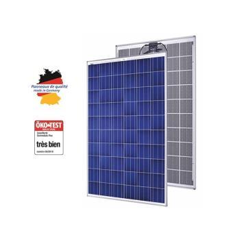panneau solaire 250w protect panneau solaire. Black Bedroom Furniture Sets. Home Design Ideas
