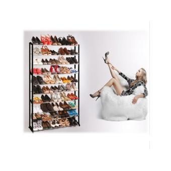 Chaussures Etagère Eco Rangement Range L'atelier Paires 50 De WDI29eEHY