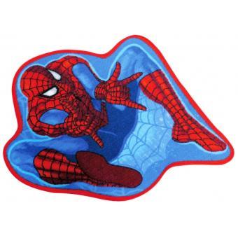 Tapis de sol forme spiderman d coration de chambre tapis enfant achat prix fnac - Deco chambre spiderman ...
