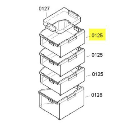 Bosch Tiroir Congelation Ref: 00448990