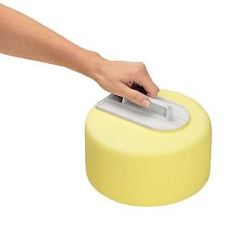 Alpexe Spatule De Lissage Plastique Spatule Inox Pour Cuisine Et