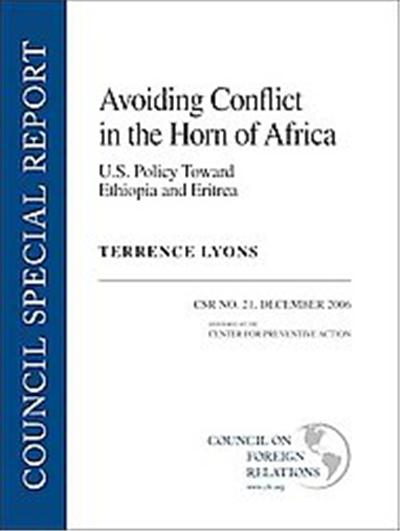 Avoiding Conflict in the Horn of Africa