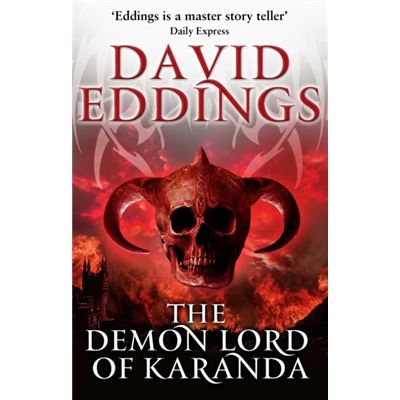 Demon Lord Of Karanda: (Malloreon 3) (The Malloreon (TW))