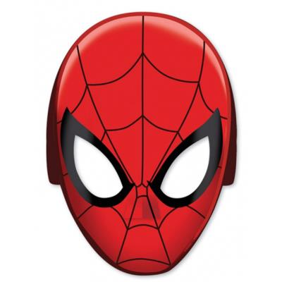 Masques Spiderman Ultimate™ x8